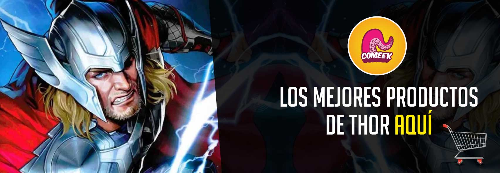 Los mejores artículos de Thor disponibles
